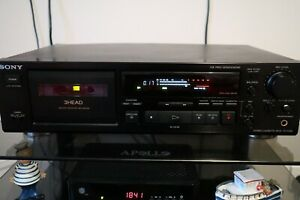 Sony TC-K590 3Head Stereo Cassette Tape Deck