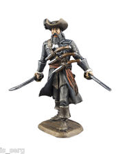 Pirate Blackbeard Action Figures Hand Painted Toy Soldiers Collection 54mm 1/32