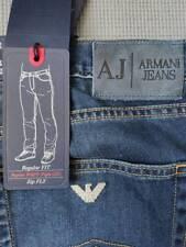 Armani Jeans J45 men's jeans size W32x34L - Regular fit, Reg waist, Tight leg