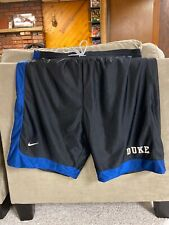 Vintage Nike Duke Reversible Basketball Shorts XL