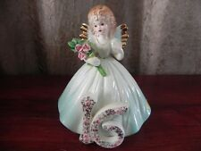 Josef Originals 16 Year Old BirthdayGirl Figurine