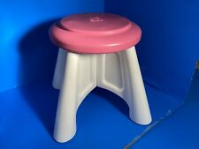 Step 2 Pink Replacement Stool Chair Step2 Child Size. In Great Condition