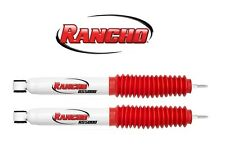 """Ford F150 2WD 04-08 Pair of Rear Shock Absorbers Rancho RS5000 Set with 0"""" Lift"""