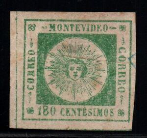 Uruguay classic stamp #11 VF used