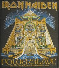 "IRON MAIDEN AUFNÄHER / PATCH # 49 ""POWERSLAVE"""