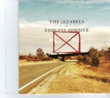 (DR636) The Jezabels, Endless Summer - 2011 DJ CD