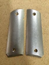 Aluminum 1911 Grips Colt Kimber Springfield engravers special