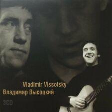 Vladimir Vysotsky (Владимир Высоцкий) - The Best (3SD)