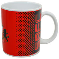 Sunderland Official Football Team Fade Design Ceramic Mug Cup Tea Coffee