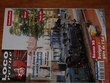 $$$ Loco Revue N°652 BuvignyBatiments voyageursConiferes3-050 TA 911