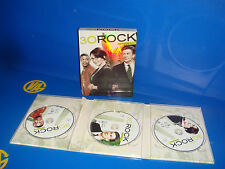 Serie en dvd-30 ROCK season 1 - 3 dvds region 1 buen estado