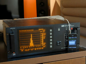 Vintage Sound Technology RTA4000 Real Time Analyzer Works Great !