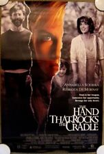 HAND THAT ROCKS THE CRADLE (1992) Orig.27x40 Movie Poster HORROR MINT CONDITION!