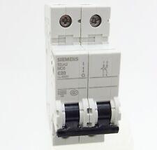 Siemens 5SJ42 C20 Sicherungsautomat 5SJ4220-7CC20 Leitungsschutzschalter 20A 2P
