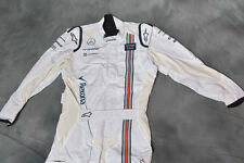 PS15-WMR 54 - F1 PIT CREW SUIT WILLIAMS MARTINI RACING - MERCEDES F1  F1-247