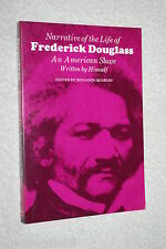 Narrative of the Life of Frederick Douglass: An American Slave written by himsel