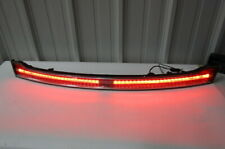 2014-2019 LINCOLN MKZ GENUINE OEM CENTER DECKLID TAIL LIGHT TESTED D6