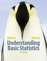 Understanding Basic Statistics 7th Edition by Charles Henry Brase (Author), Corr