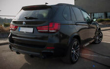 Trunk SPOILER FOR BMW X5 F15 GLOSS PERFORMANCE lip M boot Sport X5M Back X