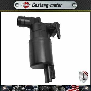 Windshield Washer Pump For 05-15 Nissan Armada  Infiniti QX56 Pathfinder