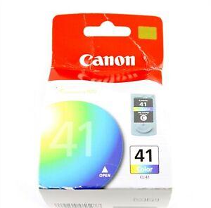 Canon CL-41 ChromaLife 100 Ink Cartridge Model 0617B002AA Tri-Color