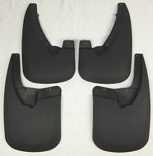 Mud Flaps Tundra 07-13 Husky Liners Custom Molded Splash Guards Front Rear