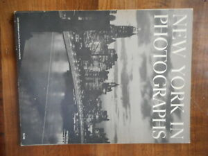 NEW YORK in photographs (années 60) - collector !!!