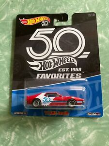 Hot Wheels 50th Anniversary Favourites '71 AMC Javelin