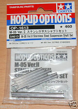 Tamiya 54613 M-05 Ver.II Stainless Steel Suspension Shaft Set (M-05V.2/M05V2)