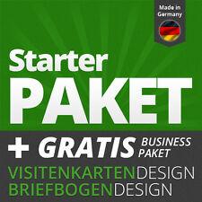 Starter Logo-Paket - Logodesign - Firmenlogo - Logoerstellung