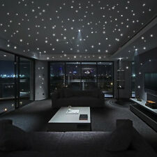 Glow In The Dark Star Wall Stickers 104Pcs Round Dot Luminous Kids Home Decor