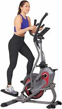 2-in-1 Elliptical Stepper w/Curve-Crank Technology - Delivered in apx 3-5 days