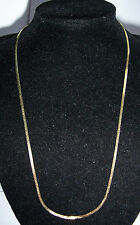 Monet Gold Vintage Costume Necklaces