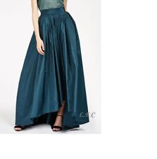 RRP €960 🌟MAX MARA Elegante Long Skirt in SILK Blend    2USA_ 6G6_ 32D_ 36IT