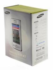 Samsung Star II GT-S5260 - Black (Unlocked) Cellular Phone