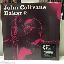 "JOHN COLTRANE ""Dakar"" Audiophile Pressing 180gm LP + download Voucher NEW"