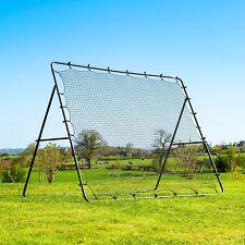 Jumbo Baseball Pitchback Net | 9ft x 7ft Adjustable Baseball Rebounder Wall