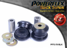 Audi S6 (2012 - ) Powerflex Black Front Lower Control Arm Bushes PFF3-701BLK