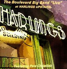 "The Boulevard Big Band ""Live"" at Harling's Upstairs feat. Pete Chrislieb CD"