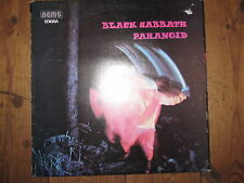 LP-BLACK SABBATH-paranoica-News Spagna