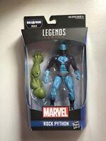 "Marvel Legends Series Rock Python 6"" Avengers Action Figure Hasbro Brand New"