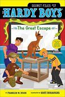 The Great Escape (Hardy Boys: The Secret Files) by Franklin W. Dixon