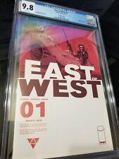 East of West #1 CGC 9.8 Diamond Retailer Summit RRP Variant Cover