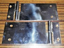 Gold Medal Popcorn Machine Door Hinges + Male Set of 4 Pcs (2 Left & 2 Right)