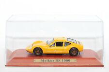 1:43 Melkus RS 1000 (1969–1973)   Atlas Collection DDR Auto   Modellauto PKW