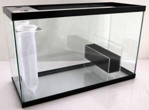 "Modular Marine SUMP KIT for 30"" X 12"" X 19"" 29 Gal. sump aquarium filter"