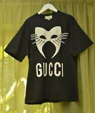 Gucci T-shirt Manifesto BlackXL original men