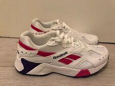Reebok Aztrek 96 Men Shoes White Size UK 9.5 (EU 44)