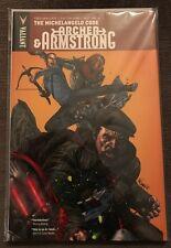 Archer & Armstrong Vol 1 Michelangelo Code Tpb 2013 Valiant Comics Brand New
