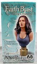 The Faith Bust by Moore Creations From Angel & Buffy Limited Edition of 3000 New